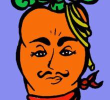 Carrot Cowboy Sticker