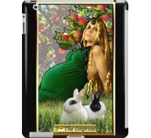 The Banx Tarot Empress iPad Case/Skin