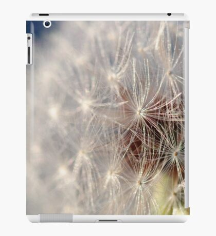 White Fluff iPad Case/Skin