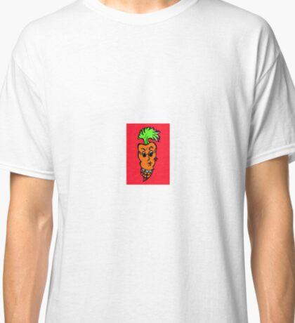 Rocker Carrot Classic T-Shirt