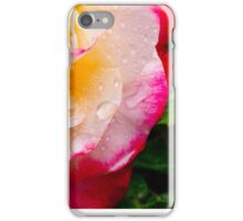 Petals, Leaves & Droplets iPhone Case/Skin