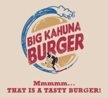 Big Kahuna Burger by KentZonestar
