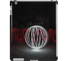 Orb And Ribbon Wave iPad Case/Skin