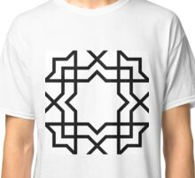Eight pointed star unto oblivion Classic T-Shirt