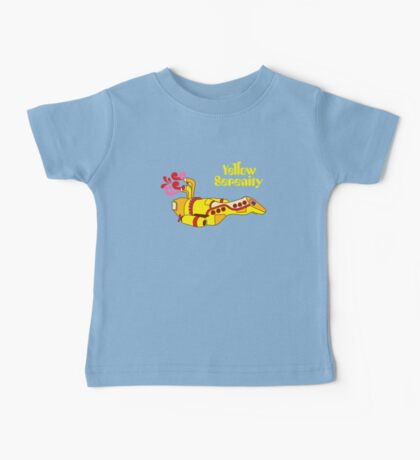 Yellow Serenity Baby Tee