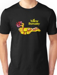 Yellow Serenity Unisex T-Shirt