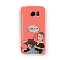 Coral!!! Samsung Galaxy Case/Skin