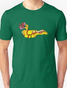 Yellow Serenity (no text) T-Shirt
