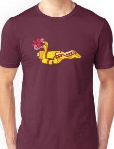 Yellow Serenity (no text) Unisex T-Shirt