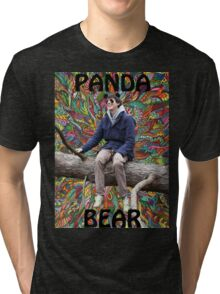 Original Panda Bear Tri-blend T-Shirt
