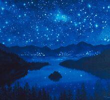 Emerald Nights by Christie Elder