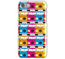 Campervan Multi Abstract No.1 iPhone Case/Skin