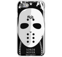 LORD NEVER WORRY iPhone Case/Skin