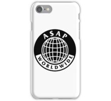 asap worldwide iPhone Case/Skin