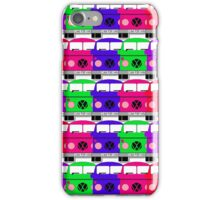 Campervan Multi Abstract No.3 iPhone Case/Skin