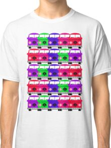 Campervan Multi Abstract No.3 Classic T-Shirt