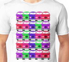 Campervan Multi Abstract No.3 Unisex T-Shirt