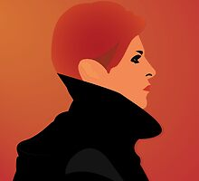 Jerome Newton —David Bowie, Low, Man Who Fell to Earth by HelloEvil
