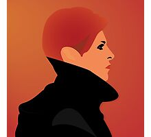 Jerome Newton —David Bowie, Low, Man Who Fell to Earth Photographic Print