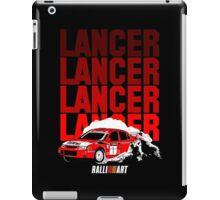 LANCER EVO VI - Tommi Makinen iPad Case/Skin