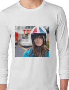 Françoise Hardy - Grand Prix Long Sleeve T-Shirt