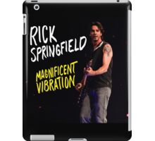 RICK SPRINGFIELD  iPad Case/Skin
