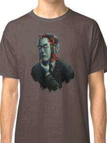 H.P. Lovecraft Classic T-Shirt