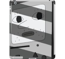 Bmo noire iPad Case/Skin