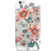 Floral Bouquet iPhone Case/Skin