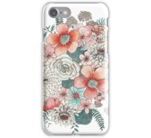 Floral Bouquet iPhone Case/Skin