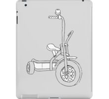Old School Trike iPad Case/Skin