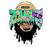 flatbush zombies 4 Photographic Print