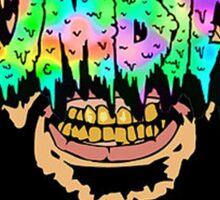 flatbush zombies 4 Sticker