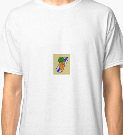 Surfer Dude Carrot Classic T-Shirt