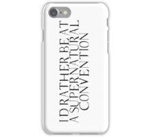 SPN iPhone Case/Skin