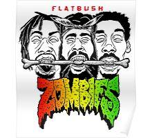 flatbush zombies 6 Poster