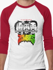 flatbush zombies 6 Men's Baseball ¾ T-Shirt