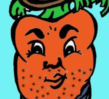 Hobo Carrot Sticker