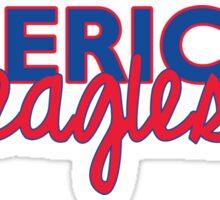 American University Sticker