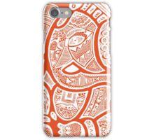 Ganesha White  iPhone Case/Skin