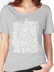 Ganesha White  Women's Relaxed Fit T-Shirt