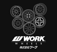 Work Wheels Unisex T-Shirt