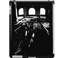 Michigan Central Station Floorboards iPad Case/Skin