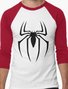 Spiderman Logo Men's Baseball ¾ T-Shirt