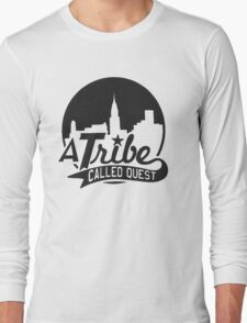 a tribe cq 2 Long Sleeve T-Shirt