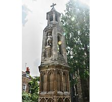 The Great War Memorial in Richmond, UK Photographic Print