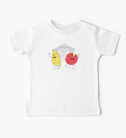 Revenge of the Space Graters Baby Tee