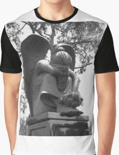Weeping Angel II Graphic T-Shirt