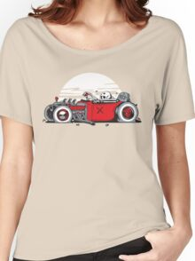 Ed's Dead Sled Women's Relaxed Fit T-Shirt