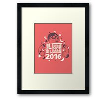 Subs not dubs Framed Print